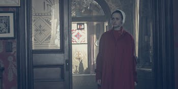 Emily's new Commander is hiding some secrets in 'The Handmaid's Tale'.