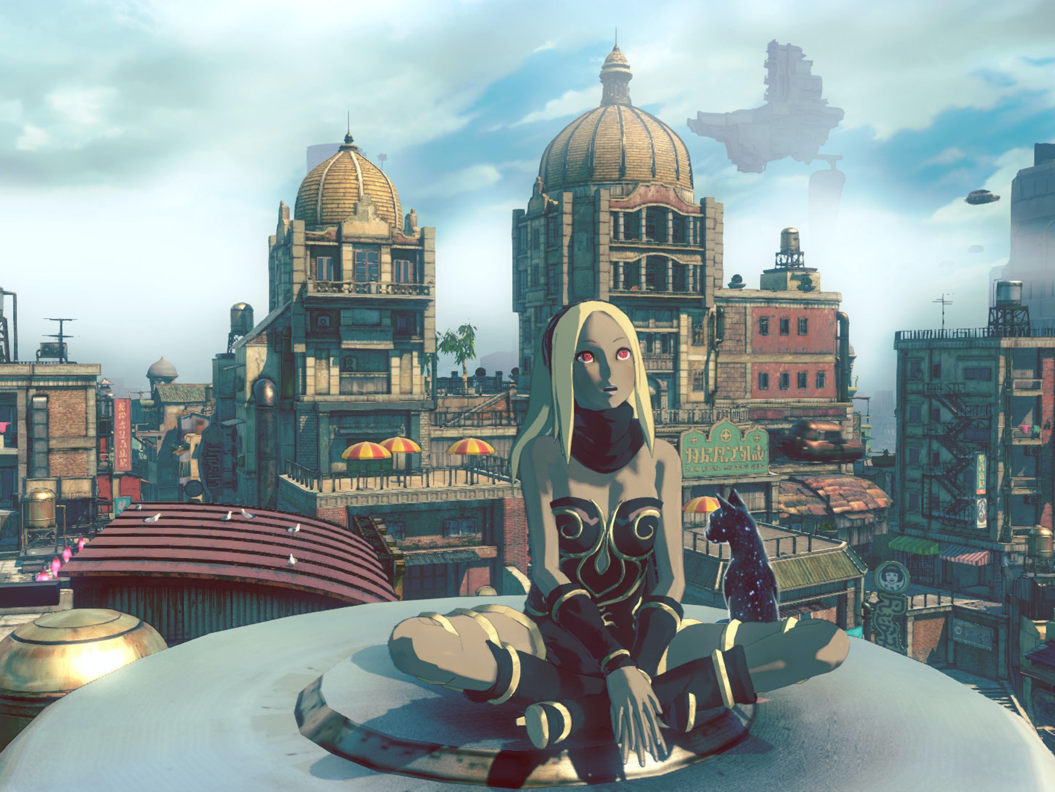The Best Part of 'Gravity Rush' Is Its Captivating World