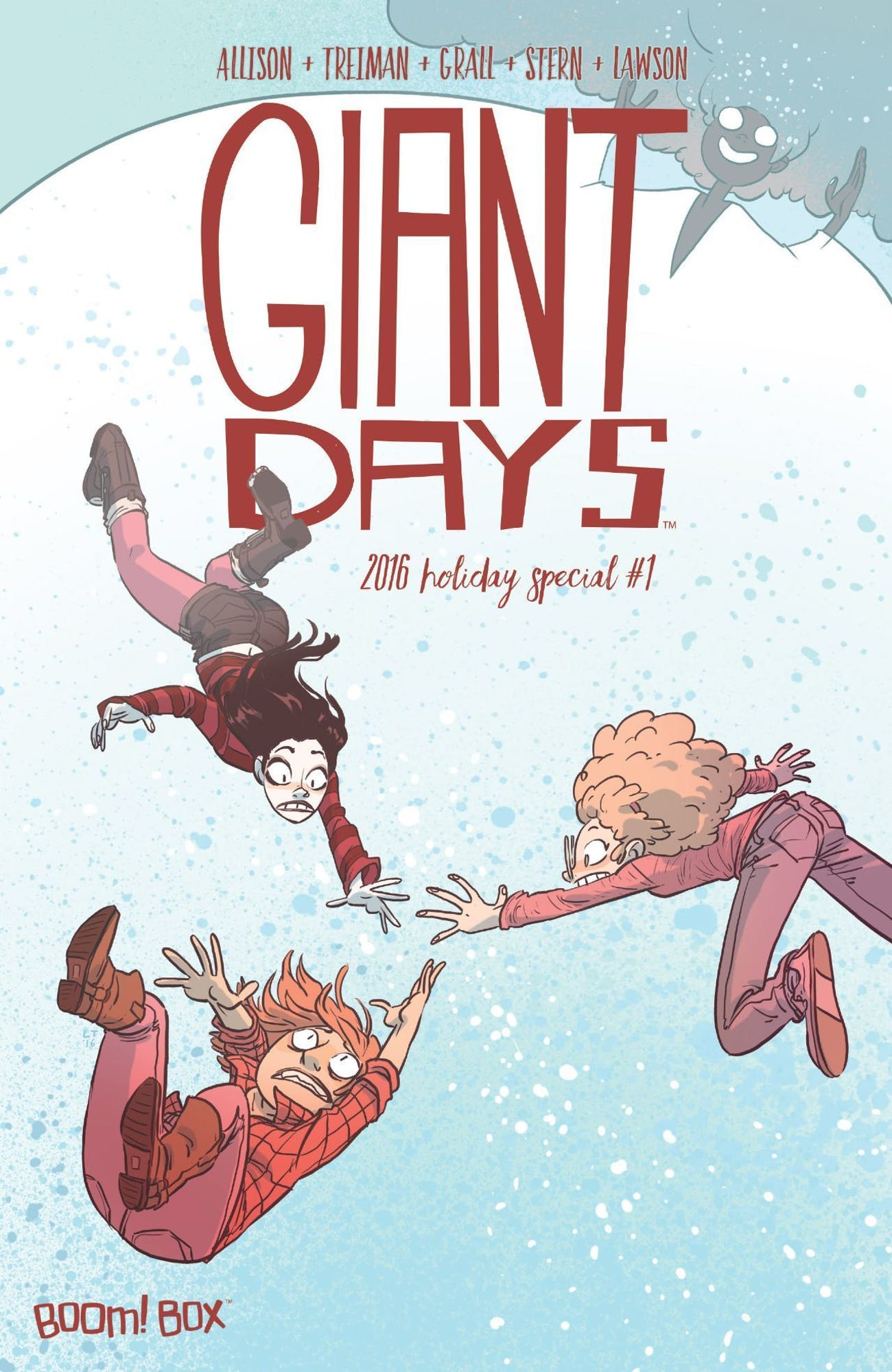 Giant Days Holiday Special #1 2016 from Boom! Studios
