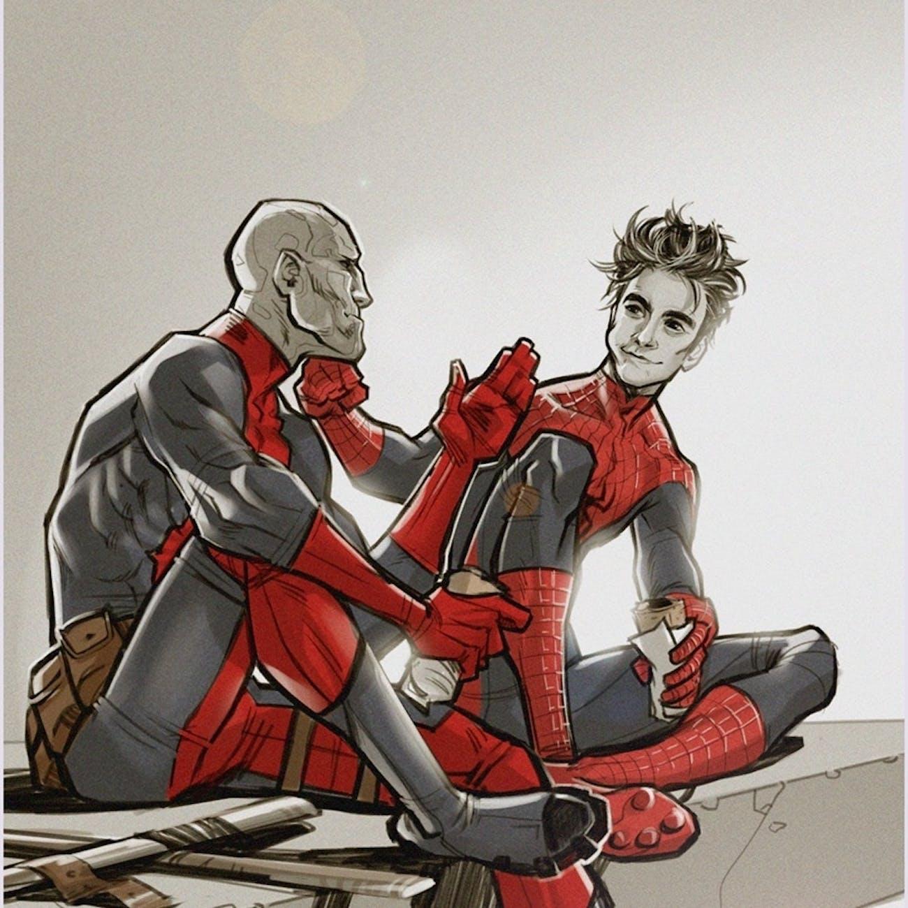 Legions of Marvel Fans Want a Deadpool, Spider-Man Romance