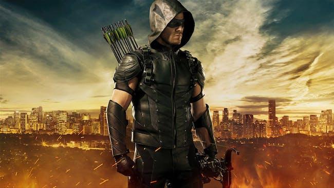 Stephen Ammell in 'Arrow'