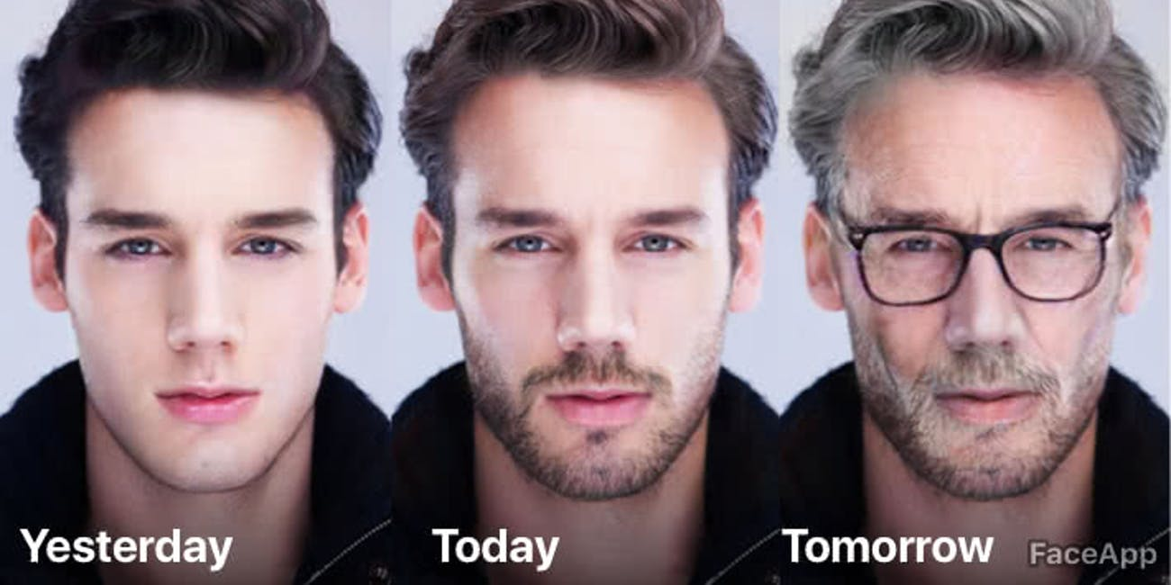FaceApp's May Unlock a Genuine Psychological Benefit for Users