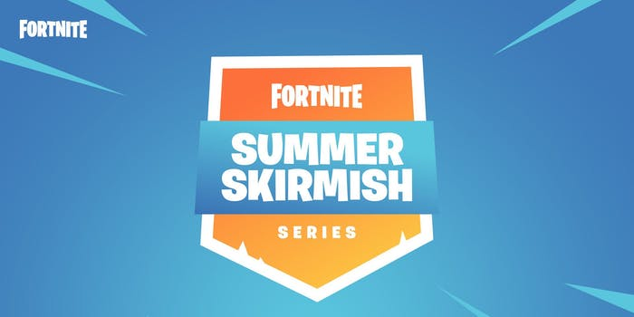 'Fortnite' Sumer Skirmish Series
