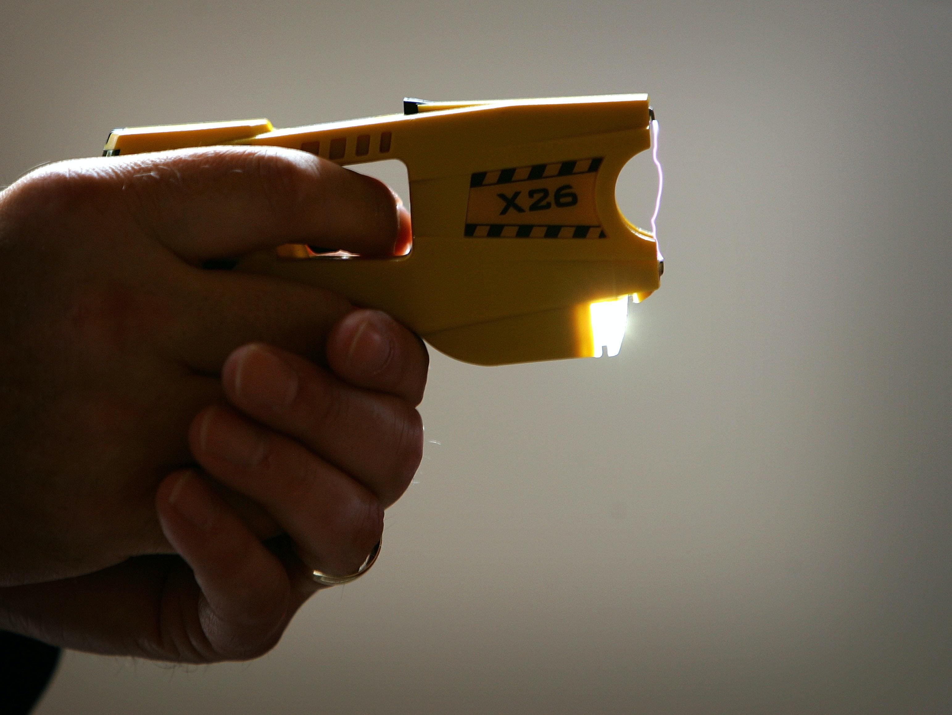 This Prototype Stun Gun Monitors Heart Rates to Save Lives