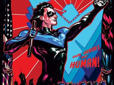 So, Nightwing Is Evil and He's Going to Hunt Down DC Superheroes