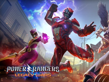 New 'Power Rangers' Reboot Game Lets You Fight As Every Ranger