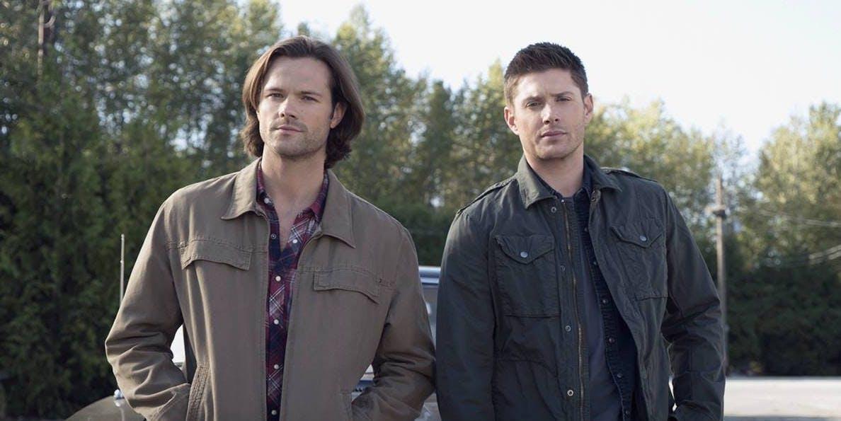 Jared Padalecki and Jensen Ackles in 'Supernatural'