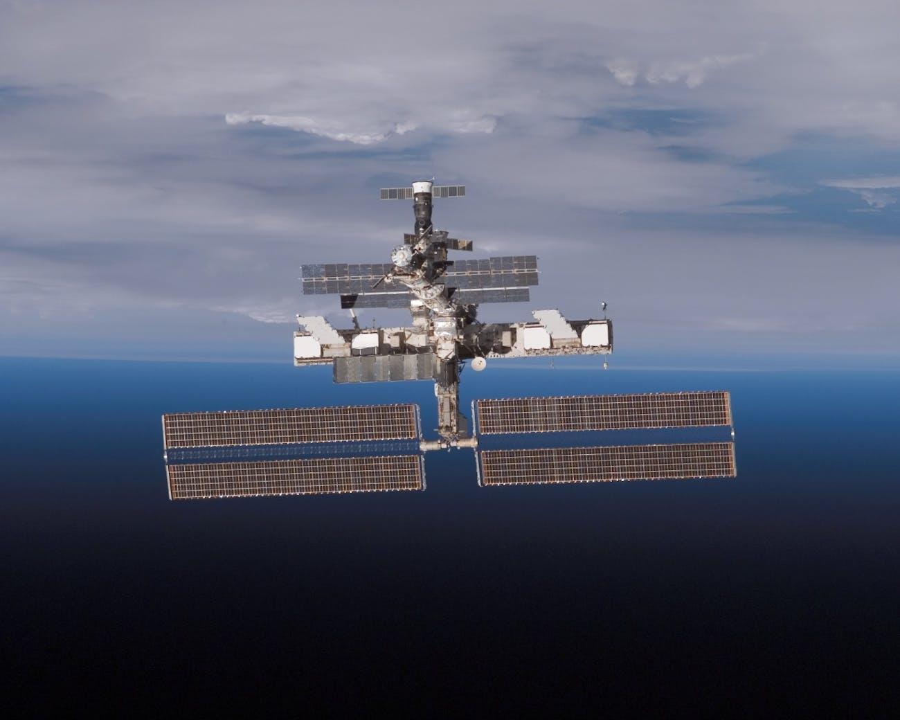 International Space Station 1280x1024