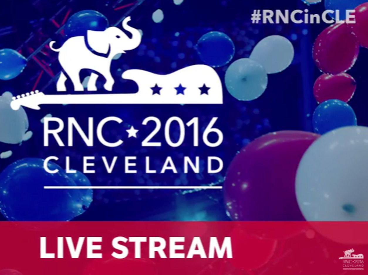The RNC Livestream's Comments Section Got Really Racist, Fast