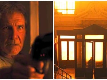 Deckard's Hiding Place in 'Blade Runner 2049' Looks Familiar
