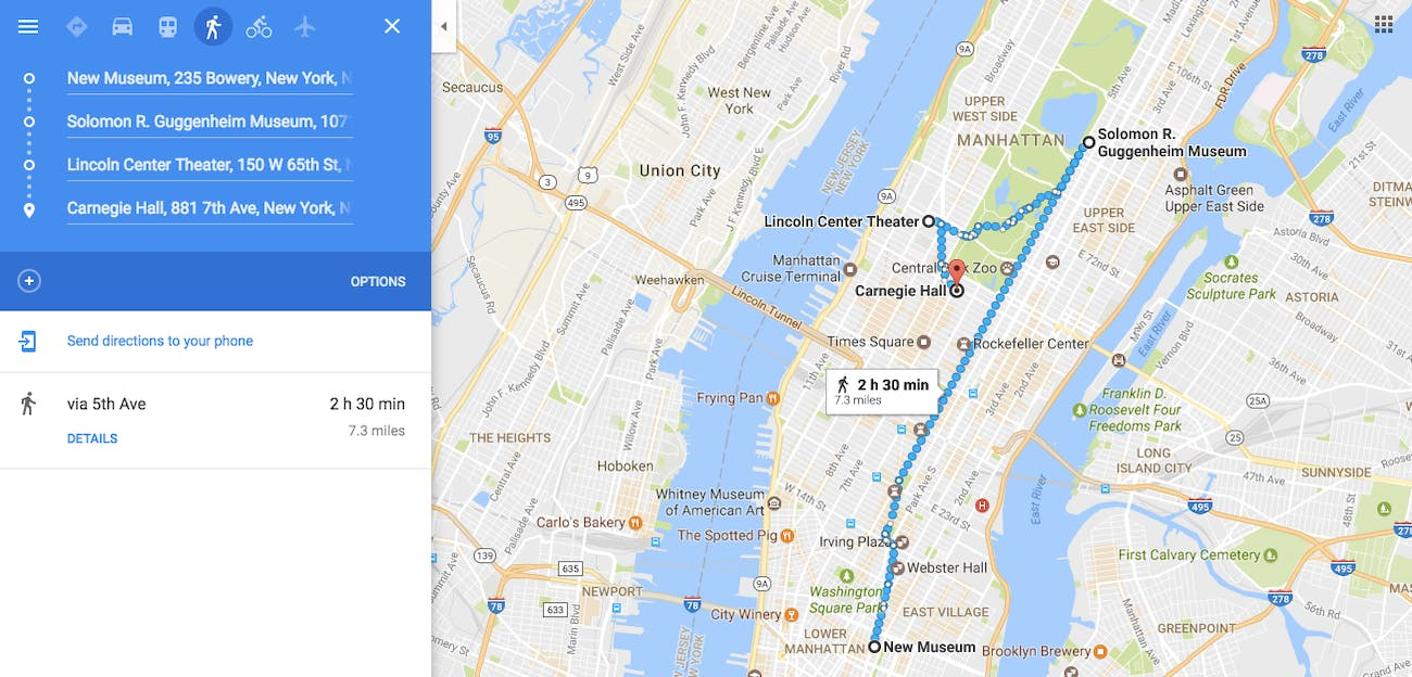The 11 Best Hacks for Google Maps | Inverse