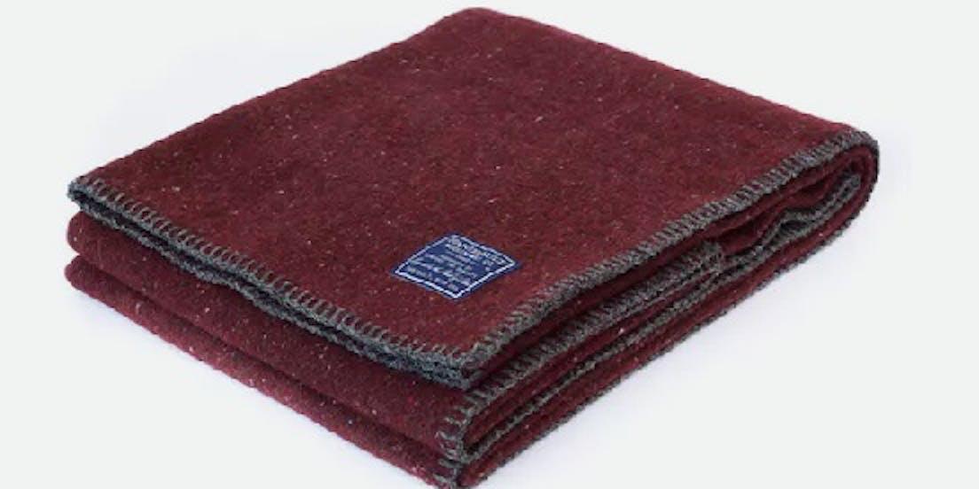 Faribault Woolen Mill Co. Utility Blanket