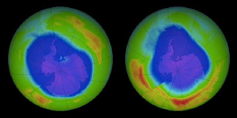 30 Years of Satellite Data Reveal Unexpectedly Bad News for the Ozone Layer