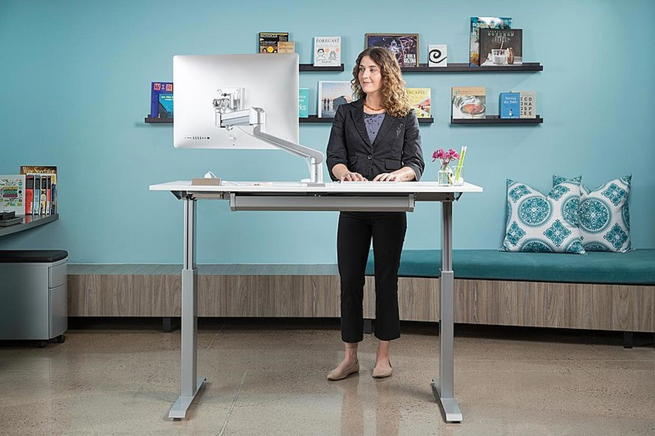 Depending on Your Body Type, a Standing Desk May Offer a Useful Health Boost