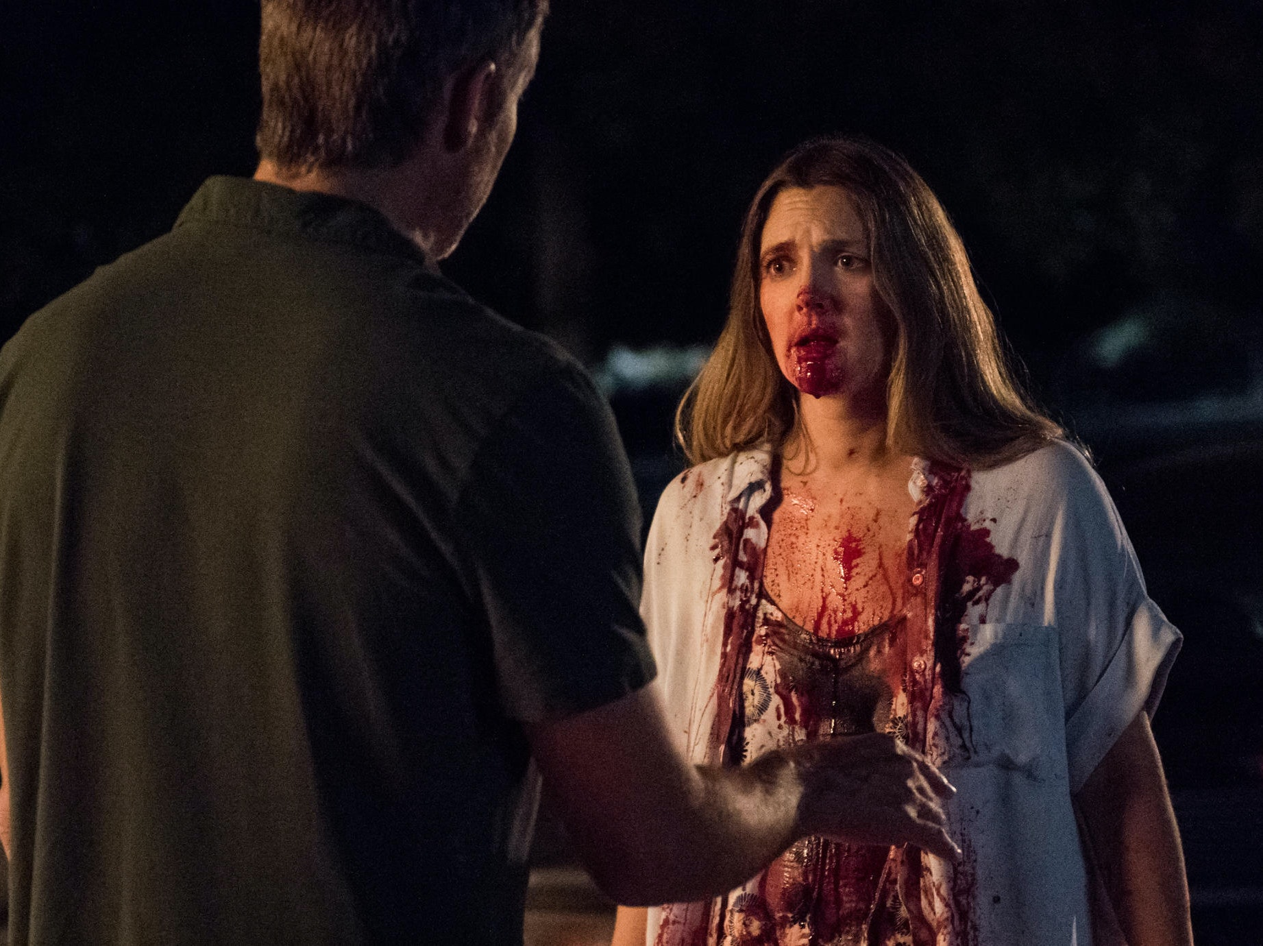 'Santa Clarita Diet' Is Disturbingly Cheery About Cannibalism