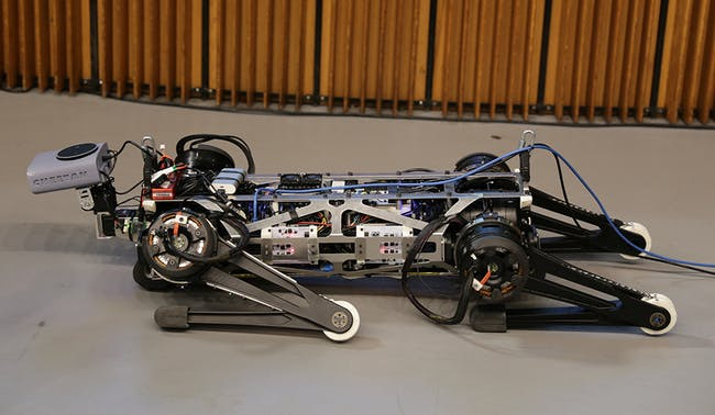 mit cheetah 3 robot dog