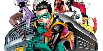 DC Comics Teen Titans Special