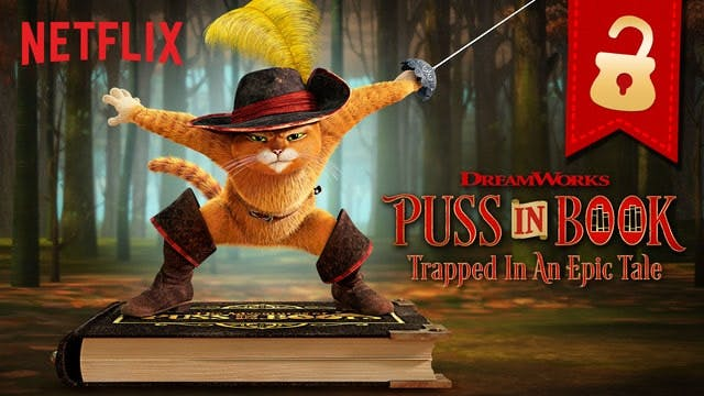 Puss has come a long way since meeting Shrek.