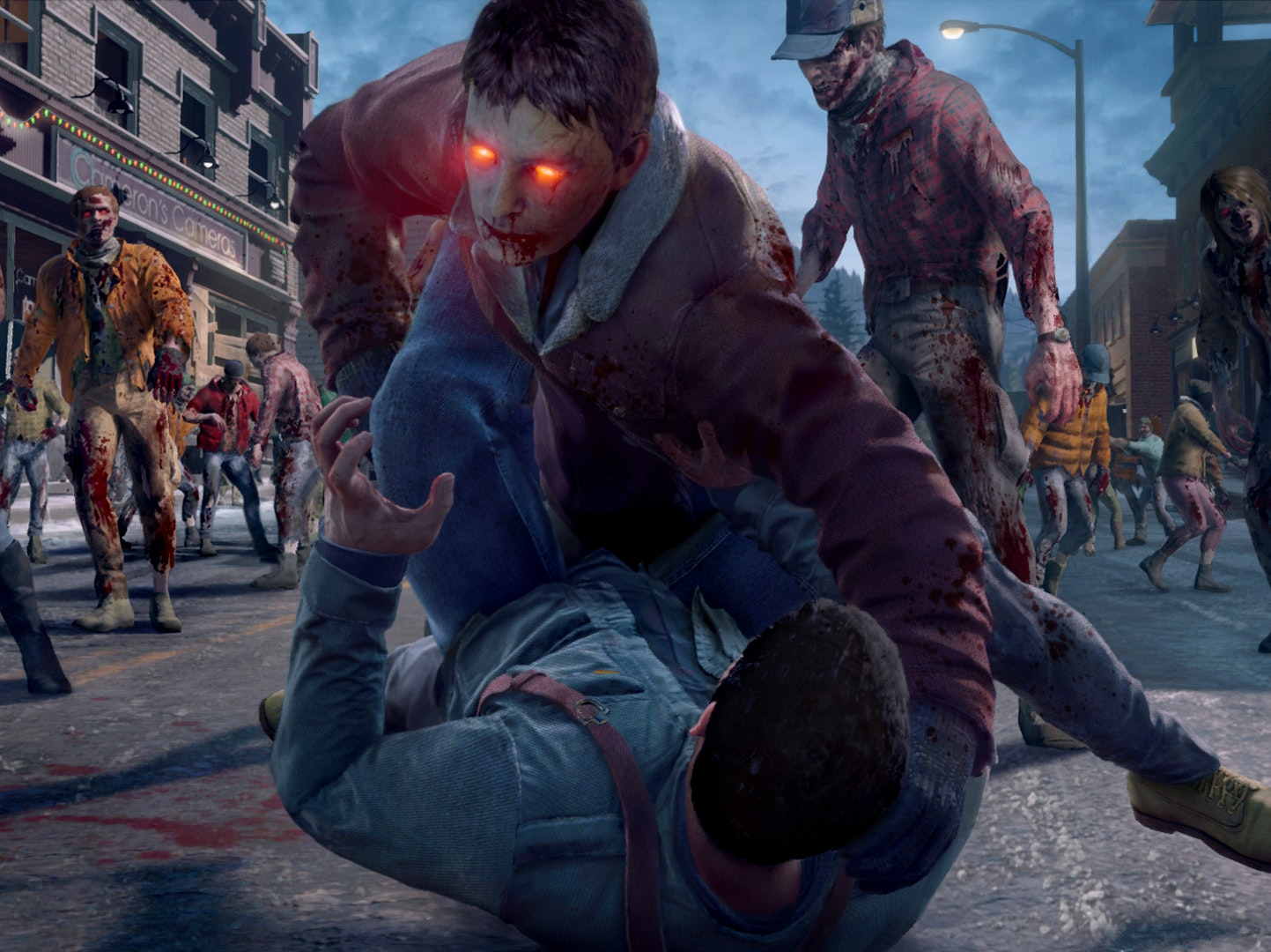 How to Survive the First Hour in 'Dead Rising 4'