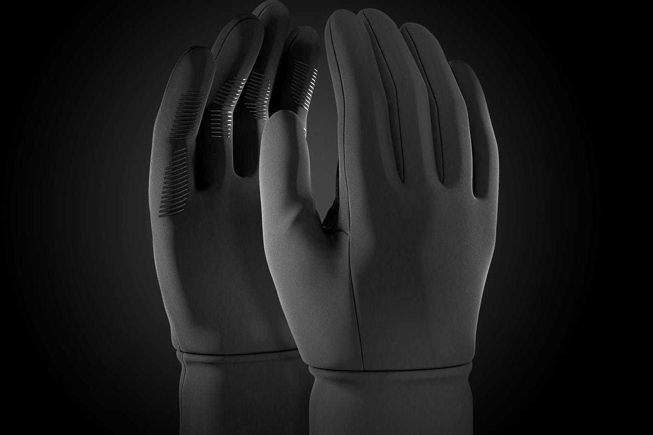Mujjo's gloves come in a sleek design.
