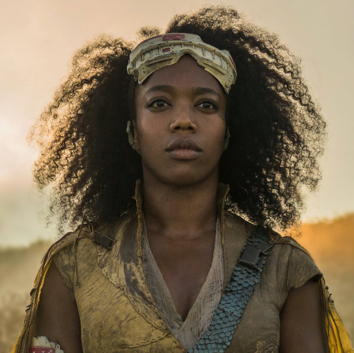'Star Wars 9' spoilers: Who is Jannah? Naomi Ackie on her mysterious role