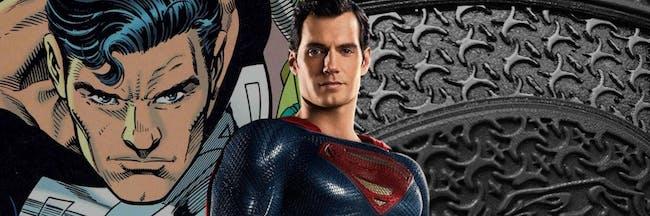 Superman Justice League Black Suit