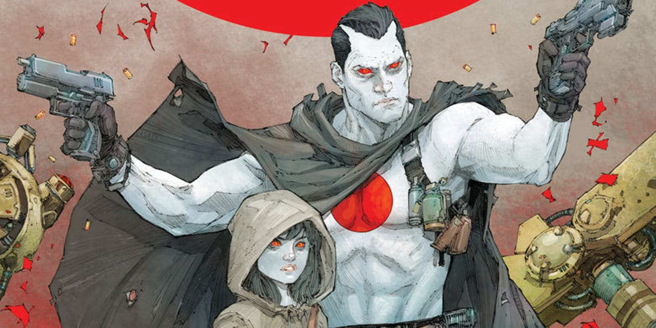 Valiant Bloodshot Salvation