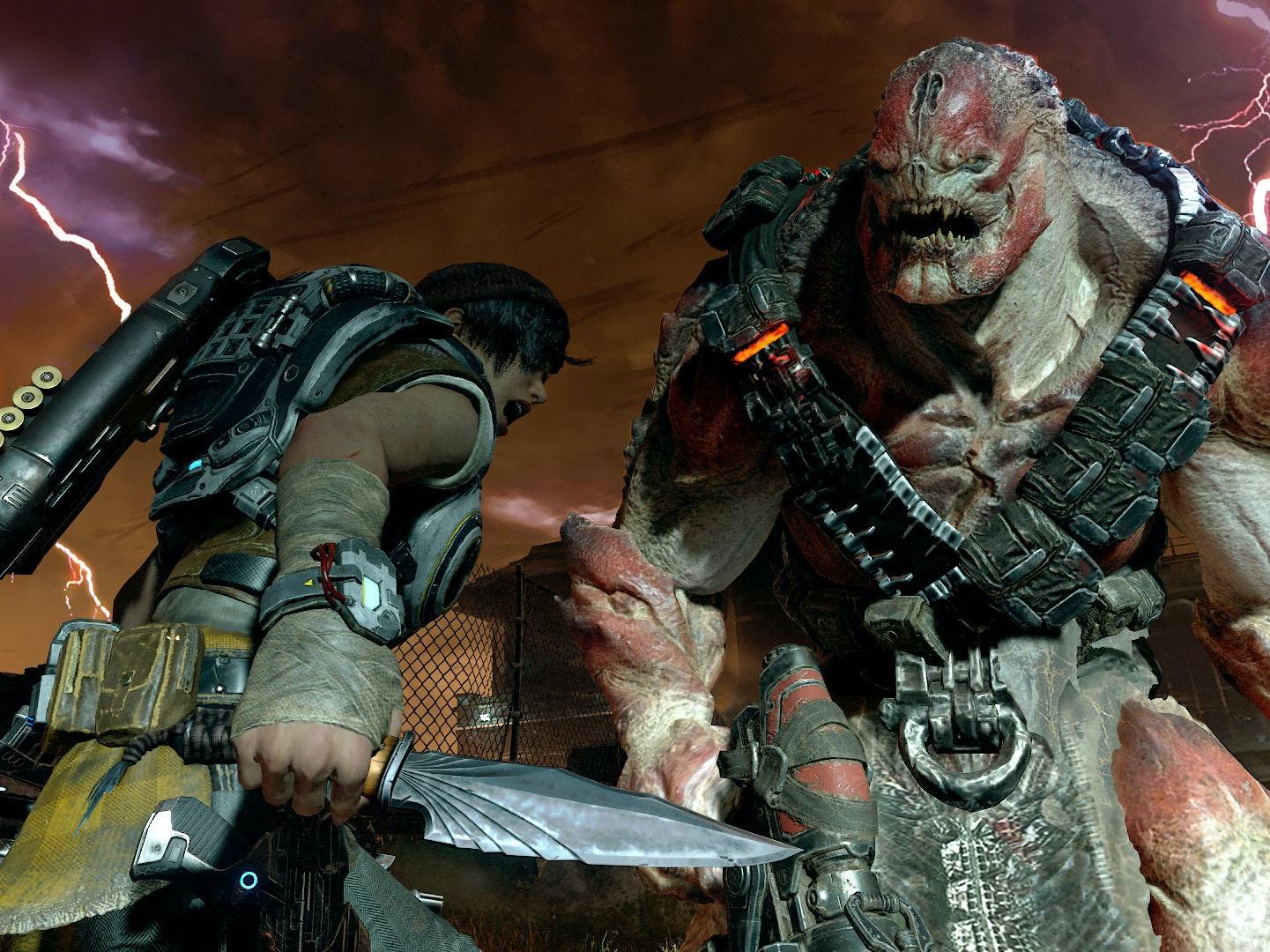 How to Survive in 'Gears of War 4' Horde Mode