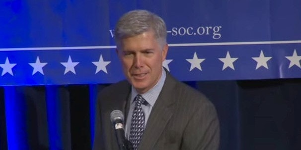 Is Neil Gorsuch a Conservative?