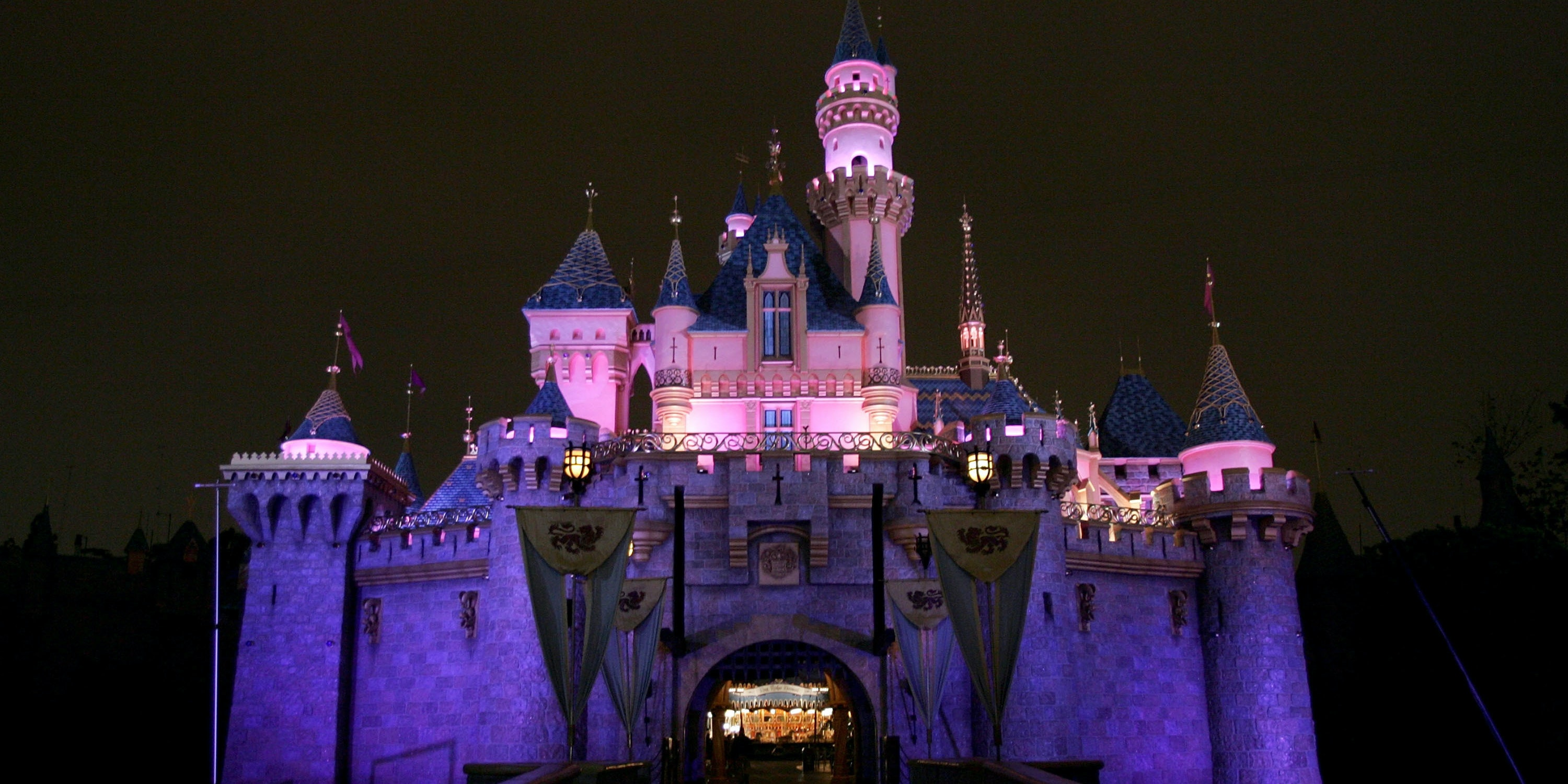 You Can Move to Disneyland, But Disney Is Moving Too