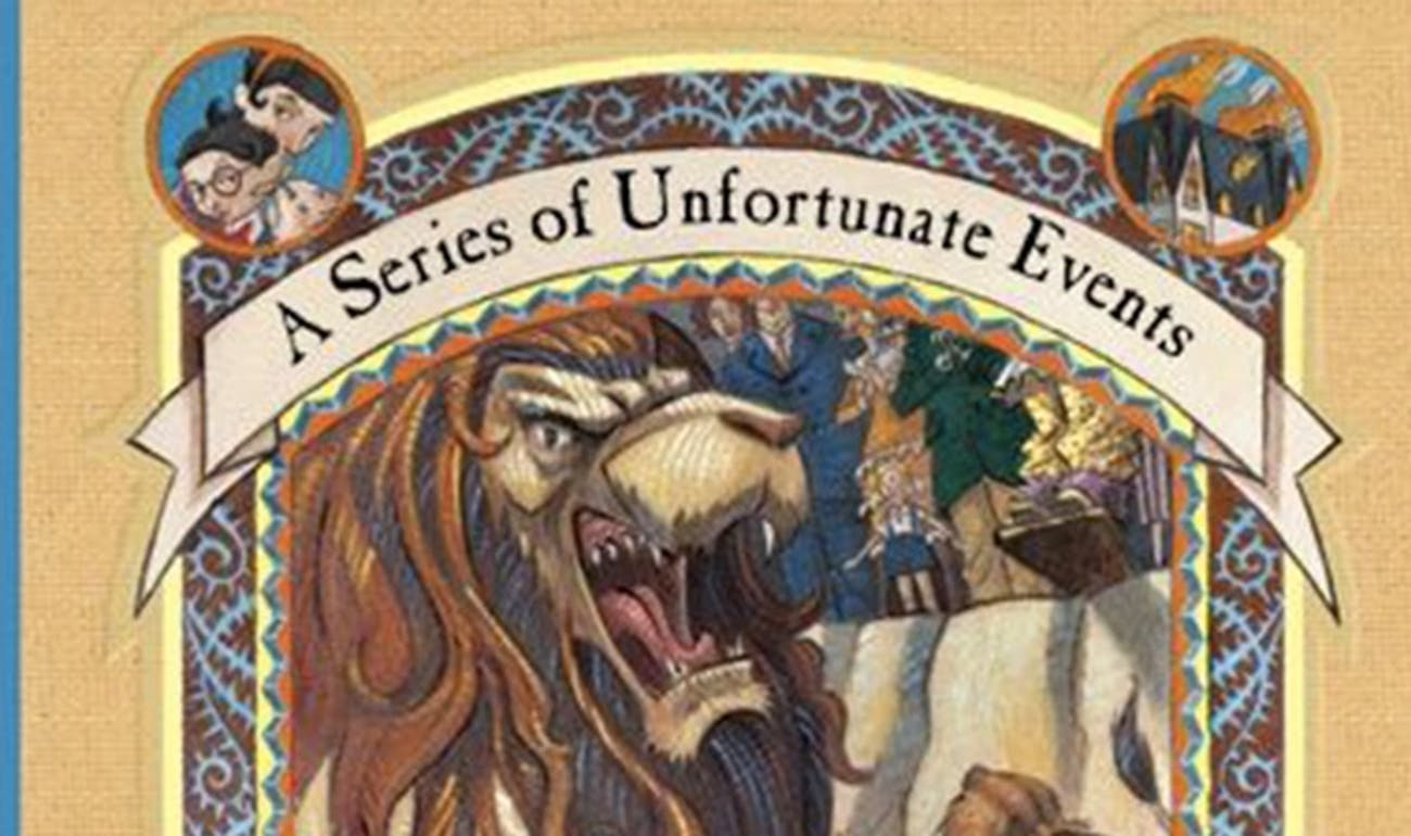 The Ninth 'Unfortunate Events' book.