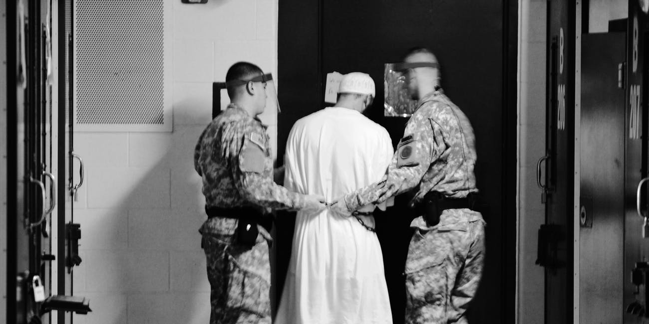 Inside JTF Guantanamo Camps 5 & 6 [Image 1 of 23]