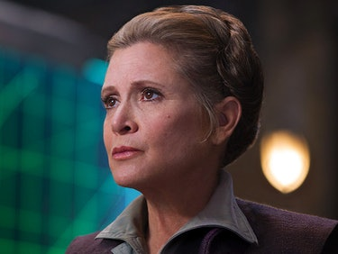 General Leia's Future in 'Episode IX' Is Reportedly in Flux
