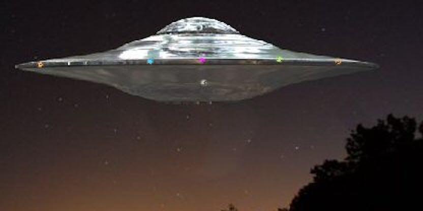 HV3 Hover UFO