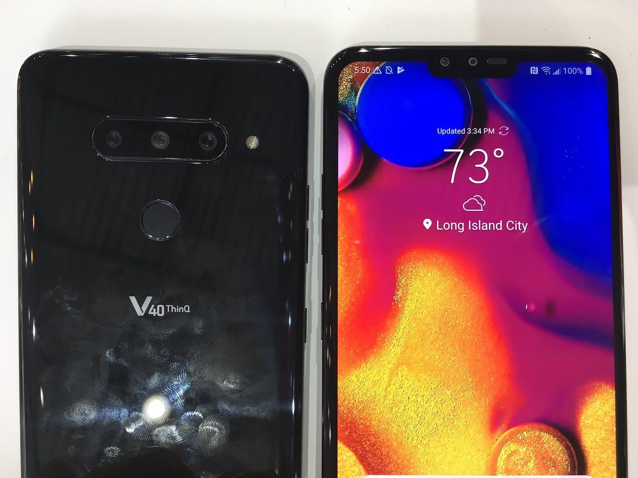 Google Pixel 3 vs  LG V40 ThinQ: How the 2018 Smartphone Cameras