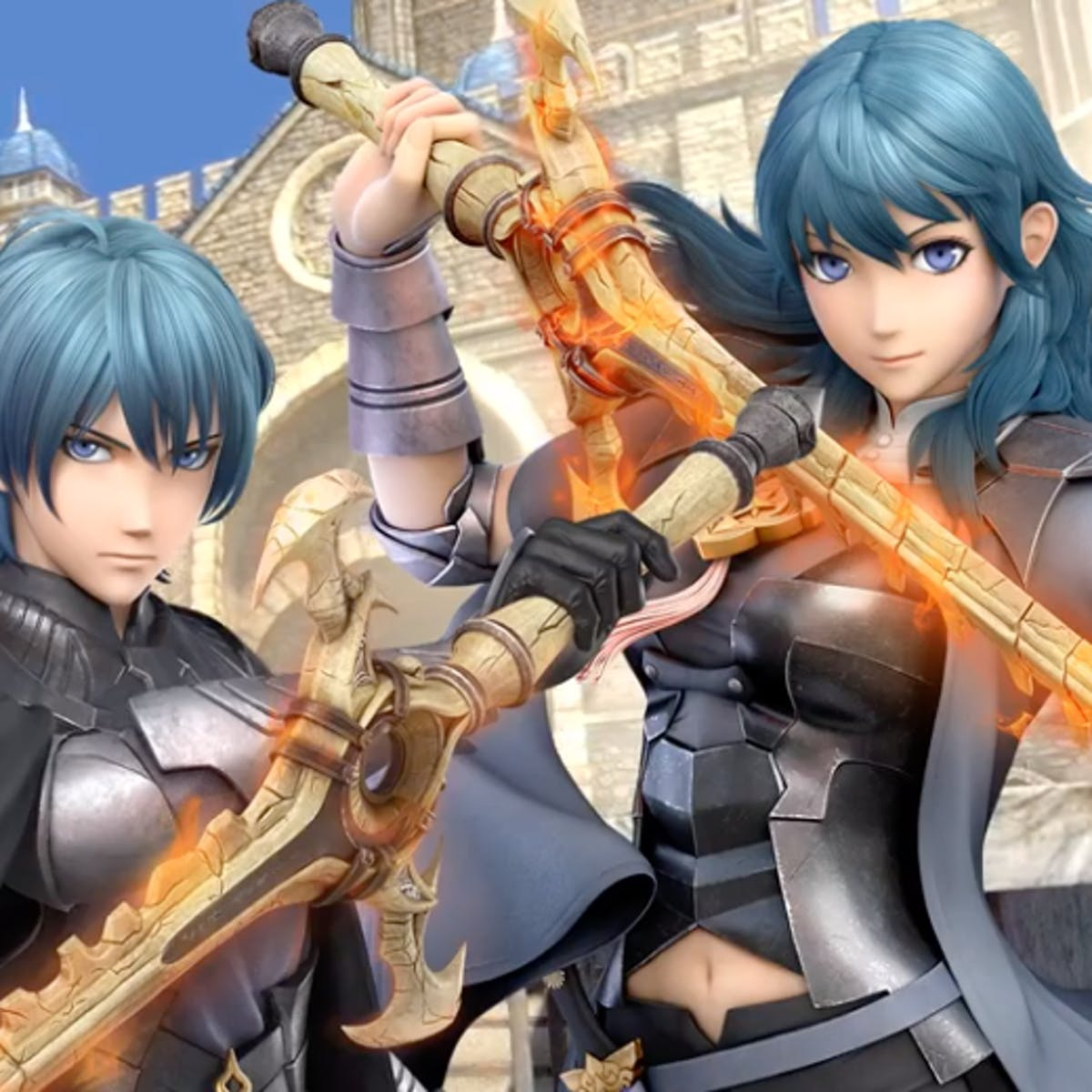 'Smash Bros. Ultimate DLC 5 announced: It's Byleth from 'Fire Emblem: Three Houses'!