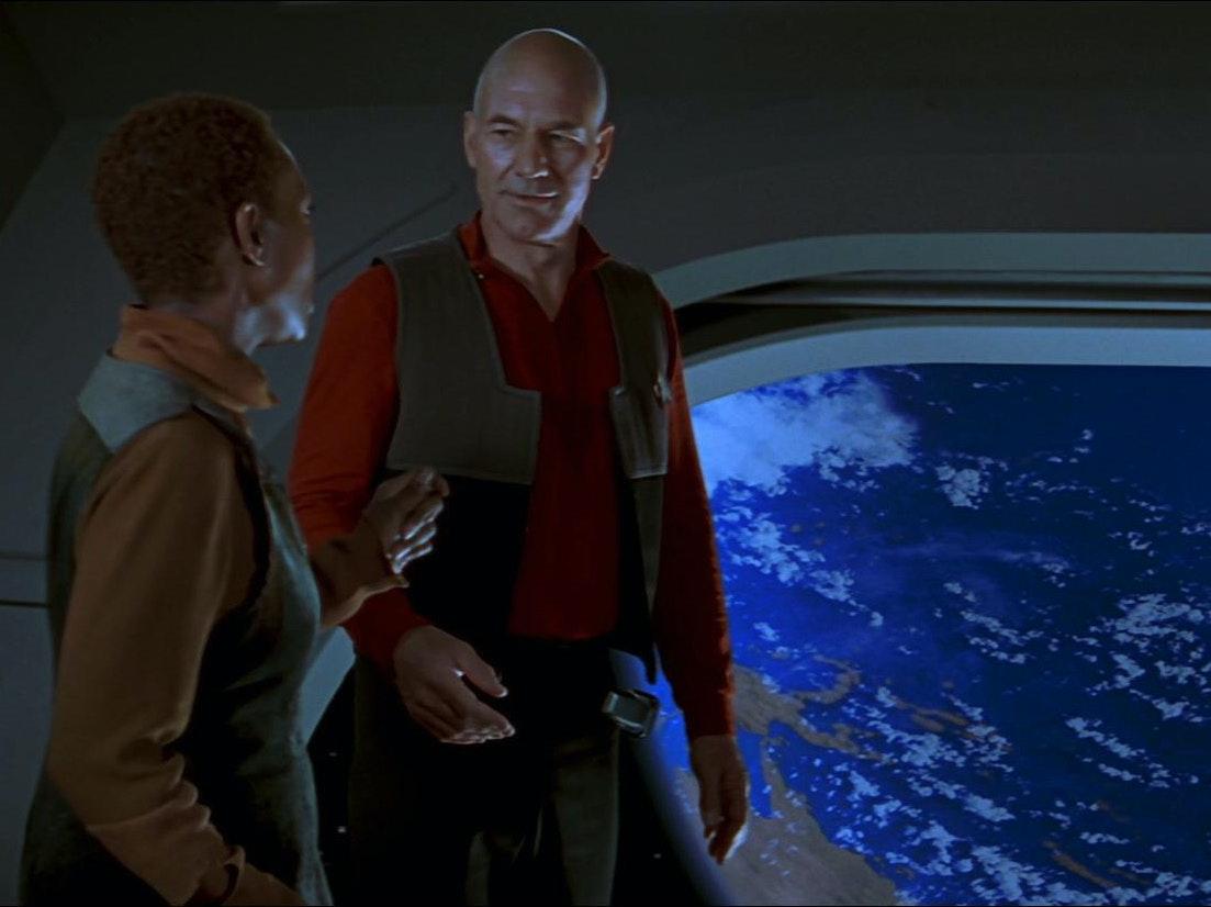 How Warp Drive Makes Money Totally Obsolete in 'Star Trek'