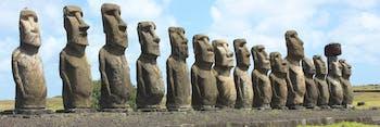 Easter Island, Ahu Tongariki