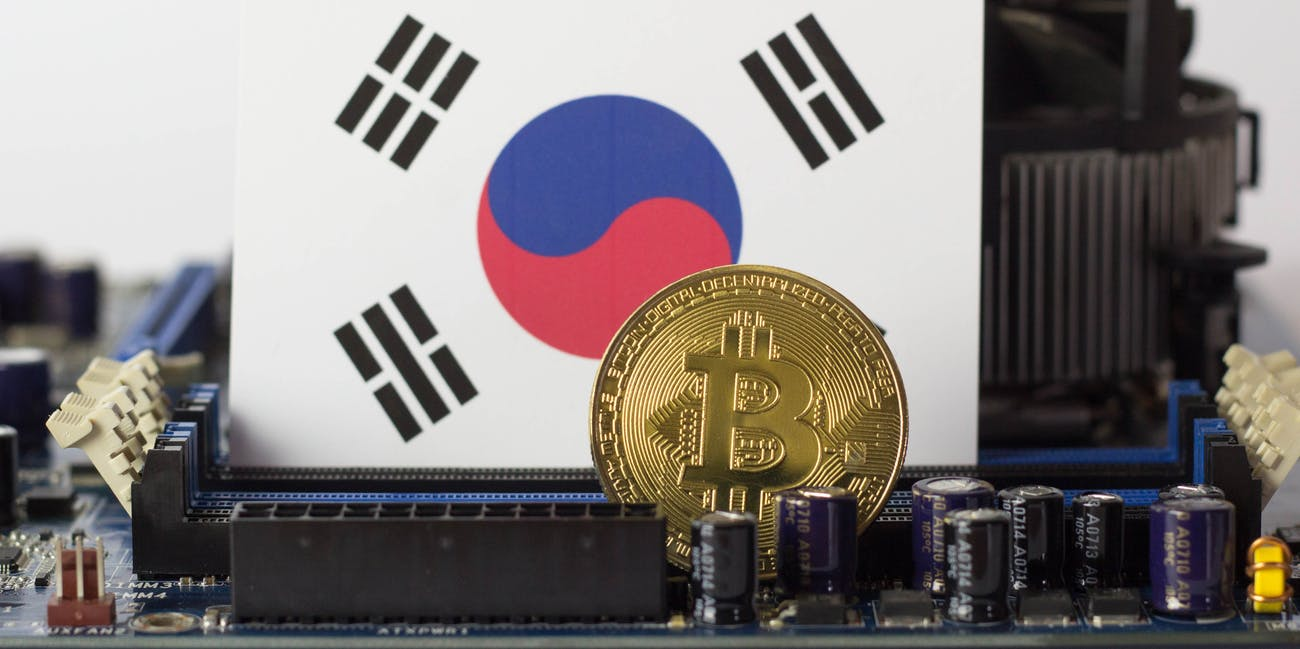 Is cryptocurrency legal in south korea