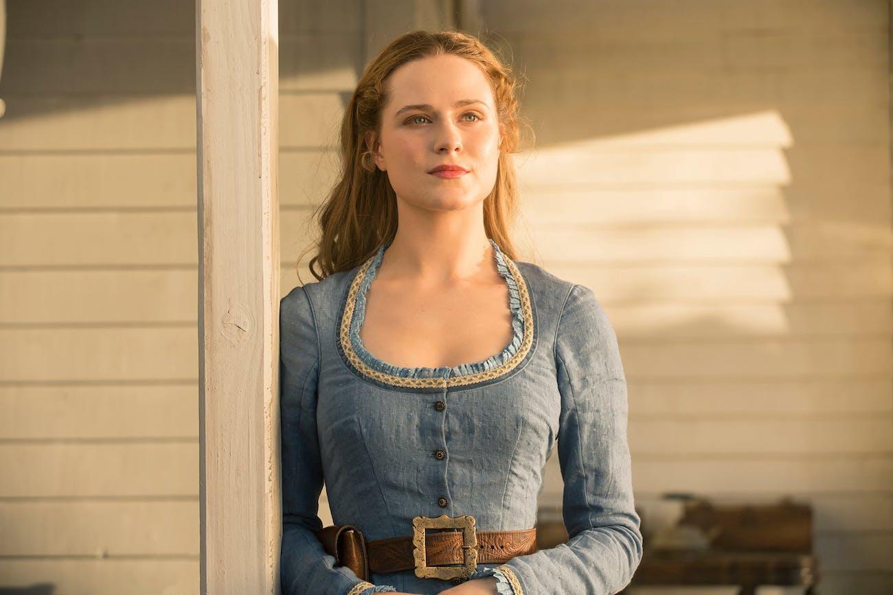 Westworld Dolores Abernathy