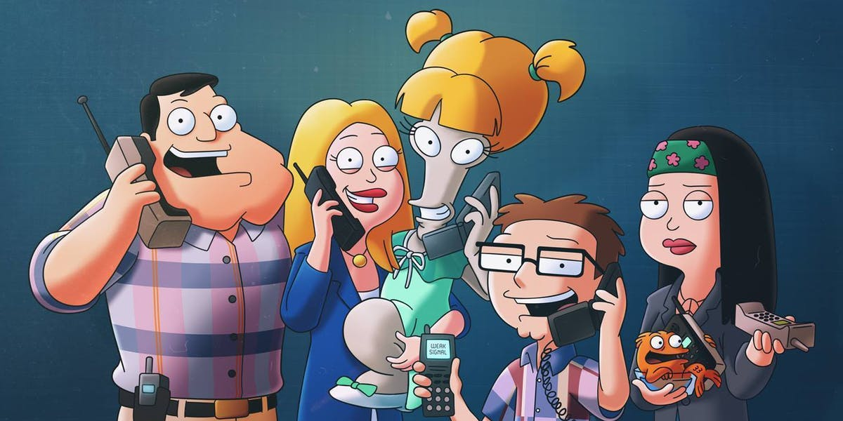 Stans Auto Sales >> 'American Dad' Trumps 'Family Guy' | Inverse