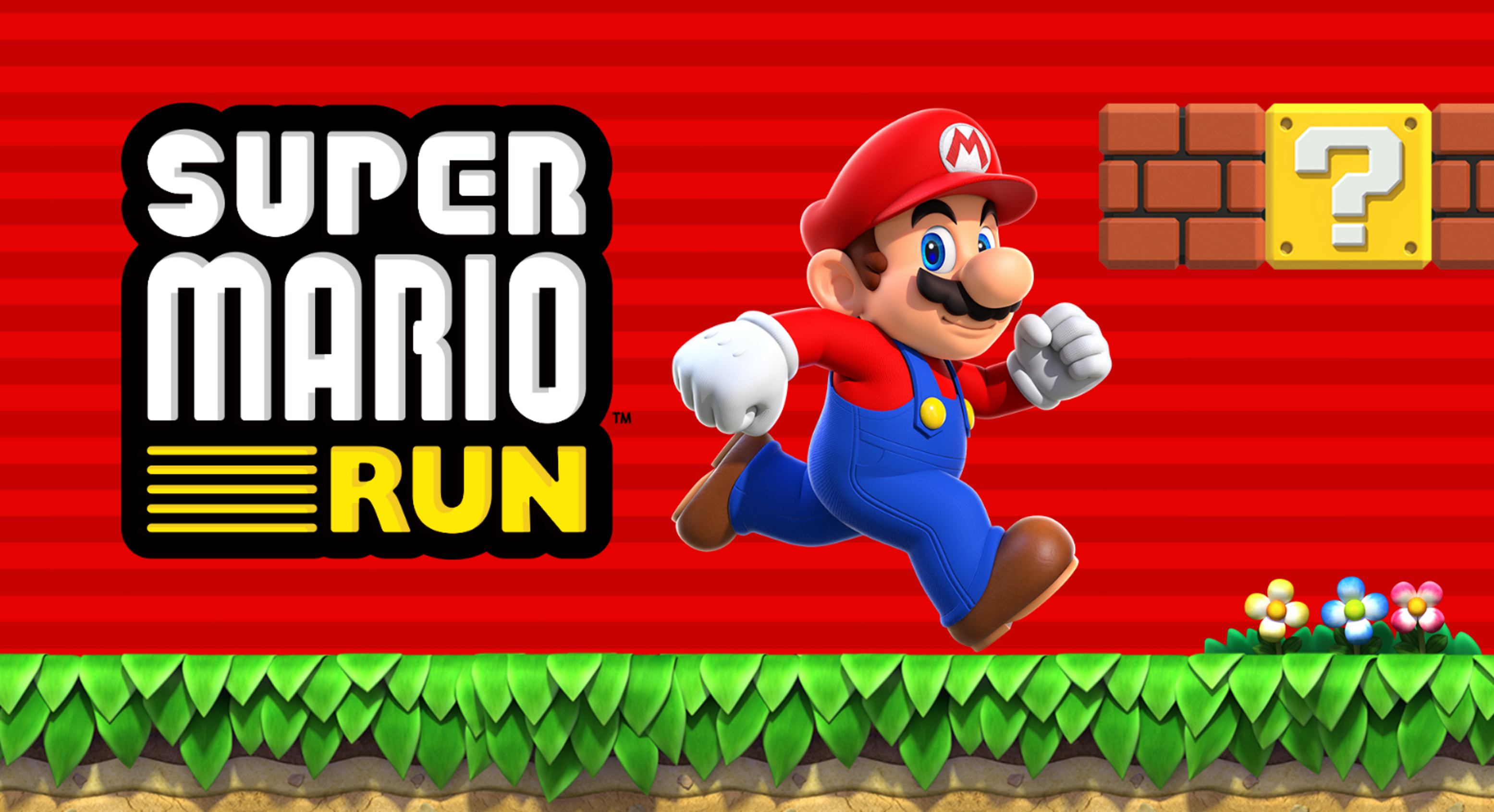 Super Mario Run will come to the iPhone later in 2016.