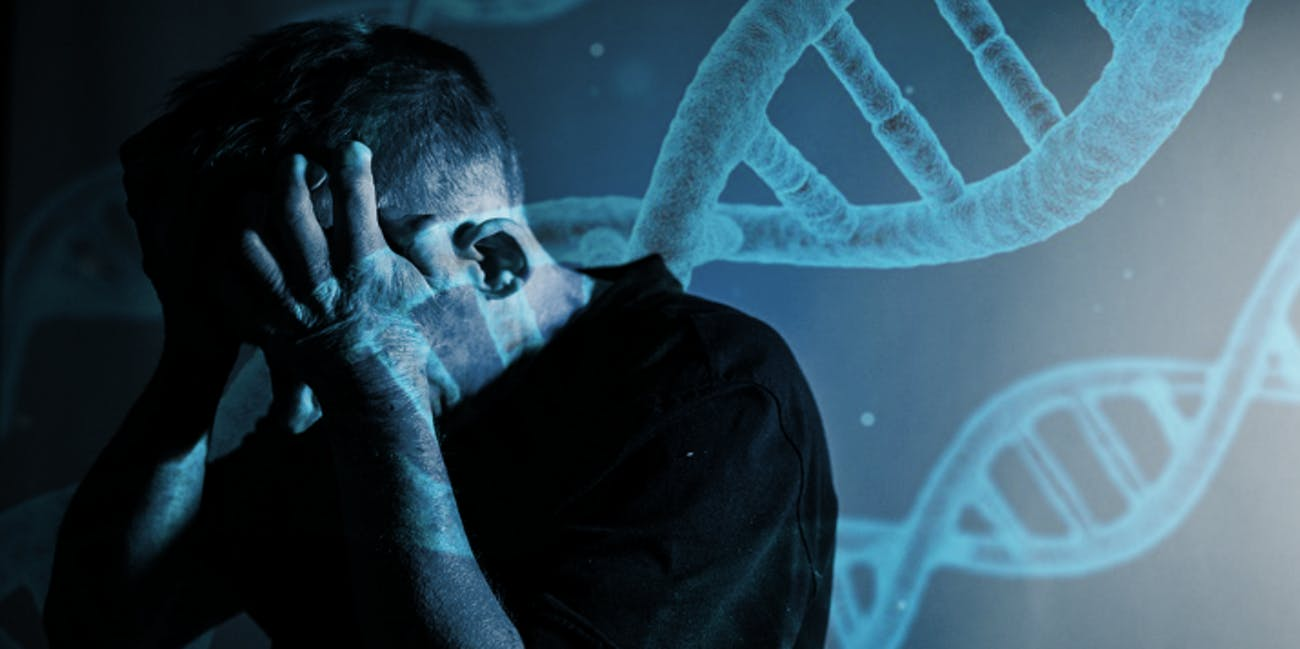 Depression, genes