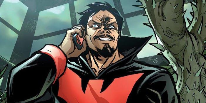 deadpool 2 villain black tom cassidy