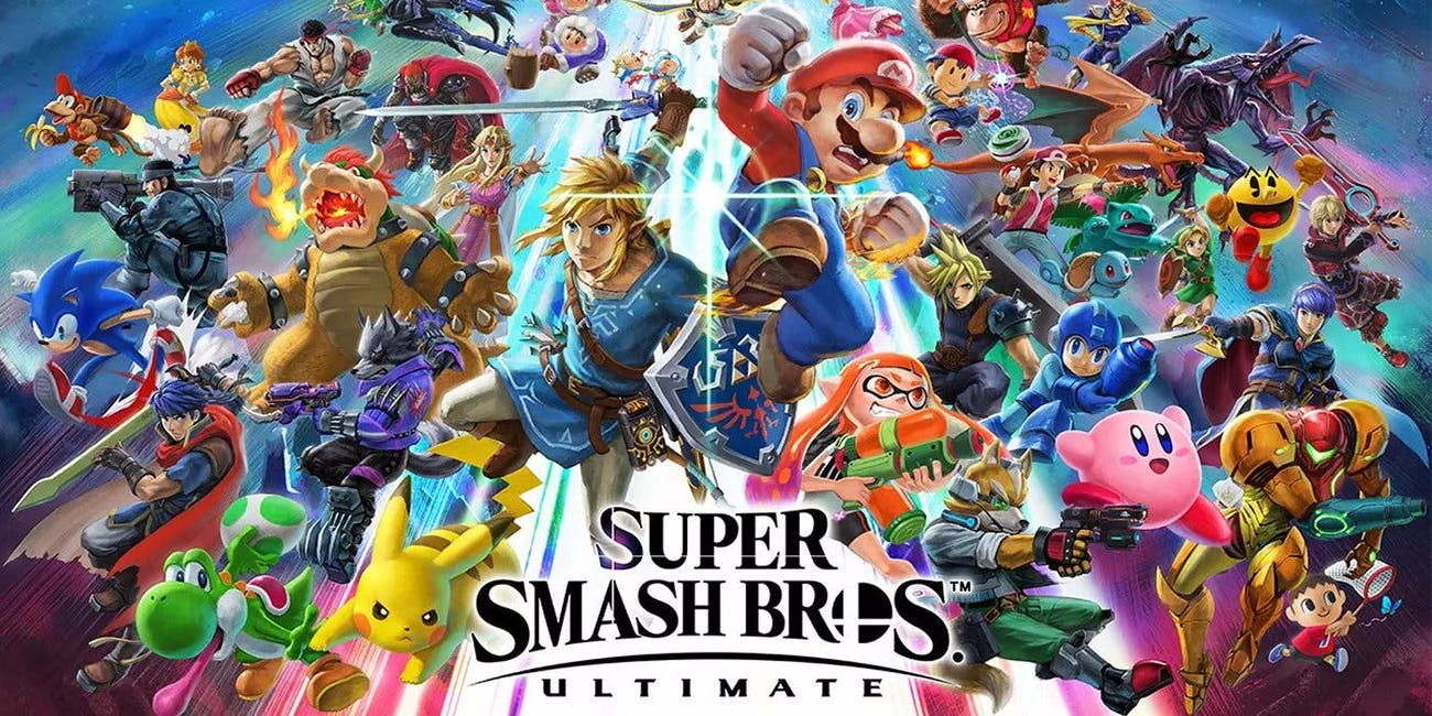 super smash bros ultimate roster new characters