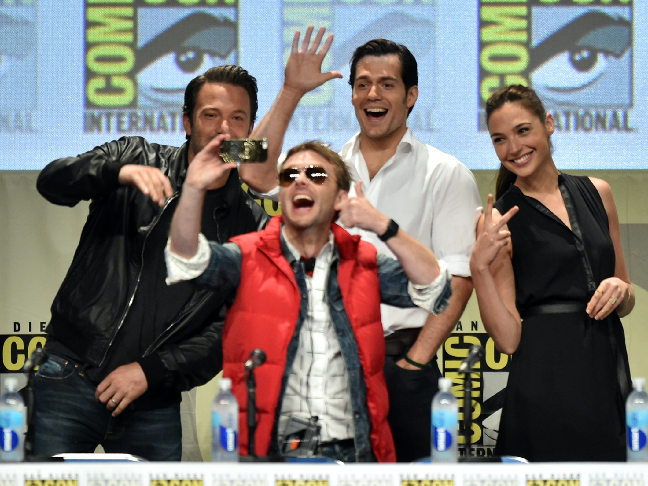 Marvel's Not Flogging Movies at Comic-Con. Is DC Ready for Its Close-Up?