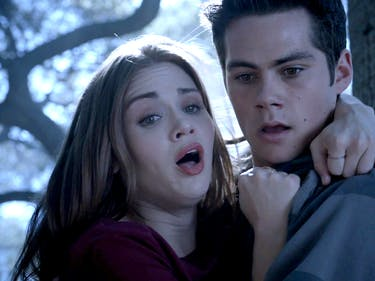 Stydia Finally Happened on 'Teen Wolf' and Twitter is Losing Its Mind