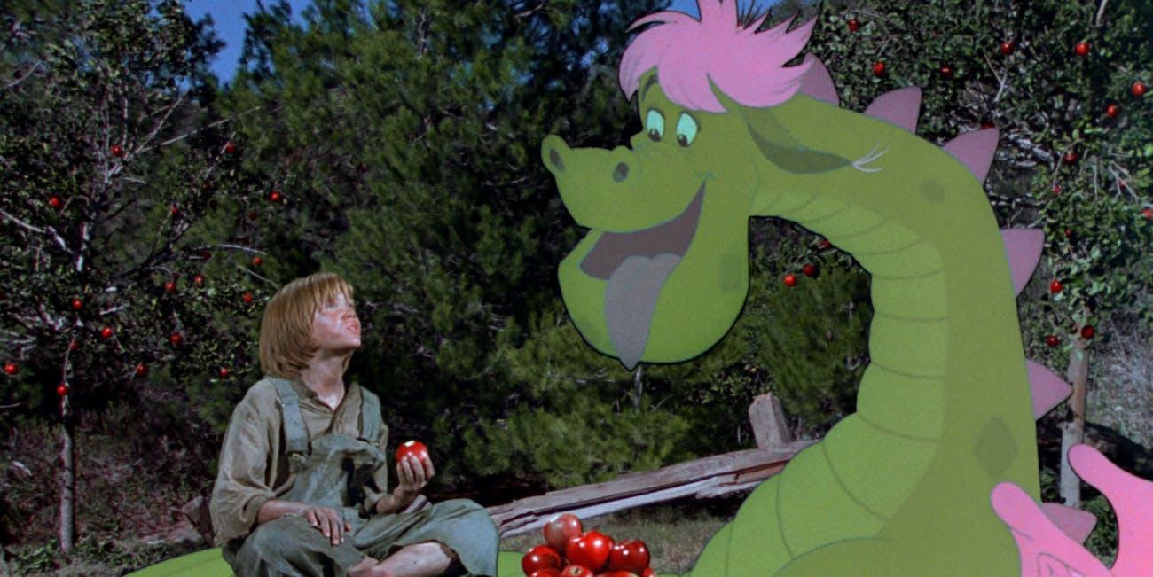 Disney's History of Strange Friendly Dragons | Inverse