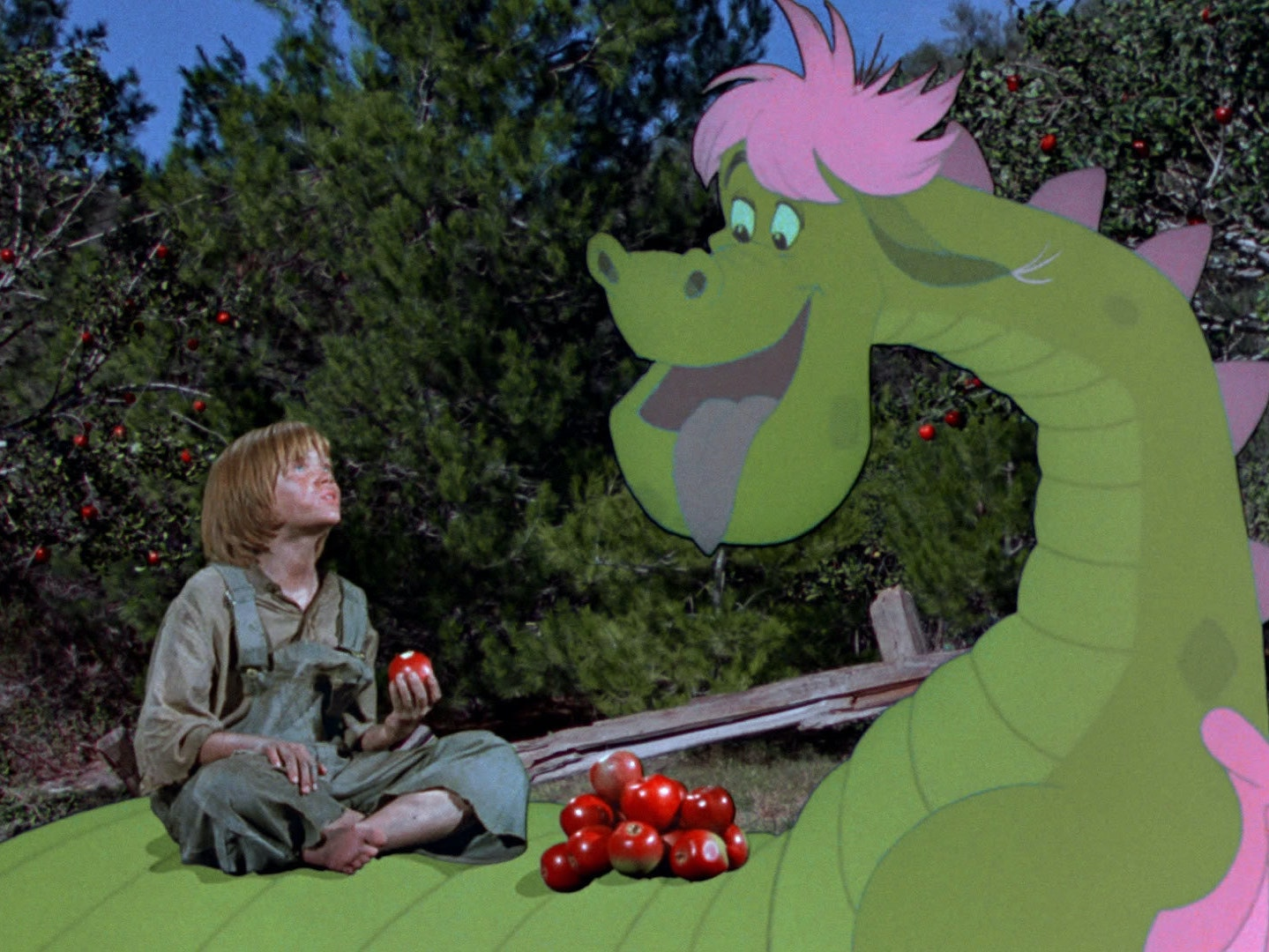 'Pete's Dragon' Was Not Disney's First, or Strangest Dragon