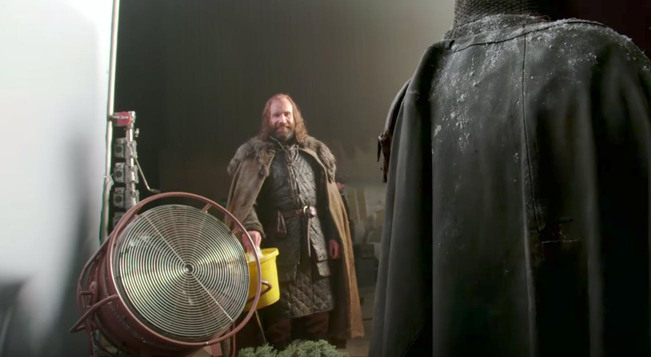 Rory McCann as Sandor Clegane aka The Hound in 'Game of Thrones' Season 7
